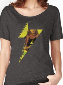Ms Kamala Bolt Women's Relaxed Fit T-Shirt