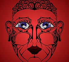 Red Face by Dalton Sayre