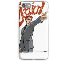 Phoenix Murdock iPhone Case/Skin