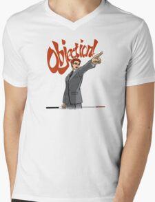 Phoenix Murdock Mens V-Neck T-Shirt