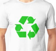 Leonard's Other Recycling Symbol Unisex T-Shirt