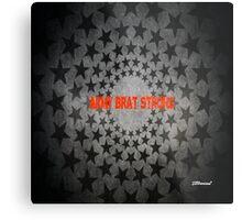 ARMY BRAT STRONG ~ STARS Metal Print