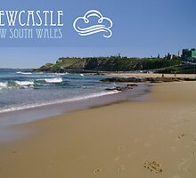 Newcastle - New South Wales by reflector