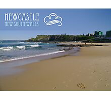Newcastle - New South Wales Photographic Print