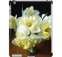 Daffodils in a Jar iPad Case/Skin