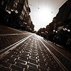 a City on Rails by Can Berkol