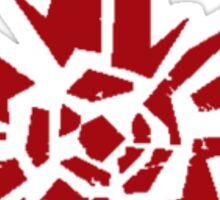 The Destroy Star Sticker