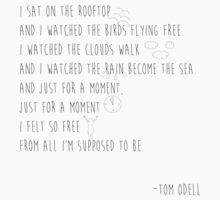 Tom Odell-Supposed to be by butterflyworld