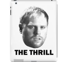 "Phil ""The Thrill"" Kessel iPad Case/Skin"
