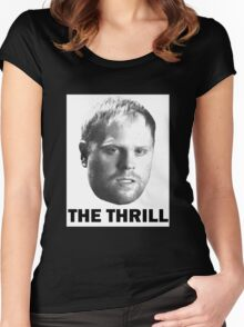 """Phil """"The Thrill"""" Kessel Women's Fitted Scoop T-Shirt"""