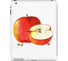 BIG APPLE OF PARADISE - One and a Half delicious and seducing Apples iPad Case/Skin