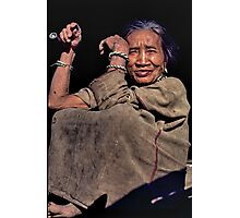 A forgotten peoples Photographic Print