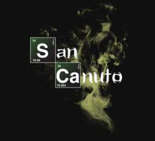 San Canuto personalised Breaking bad Tee by RudieSeventyOne