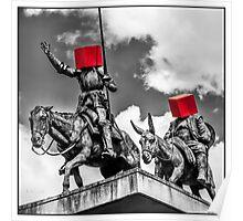 Urban Disorders—Don Quixote Poster