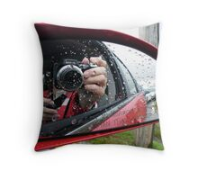One's Reflection Throw Pillow