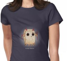 Flapjack Devilfish Womens Fitted T-Shirt