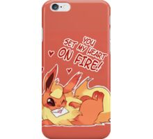 Flareon Love iPhone Case/Skin