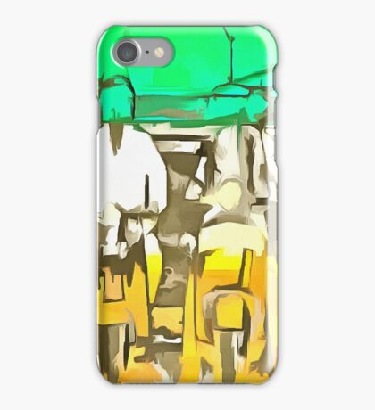 Rally Scooters iPhone Case/Skin