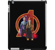 Game of Thrones Marvel Crossover: Lannister Twins iPad Case/Skin