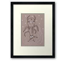 Illustrations 5 Framed Print