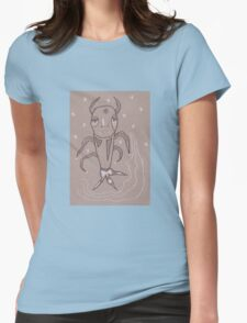 Illustrations 5 Womens Fitted T-Shirt