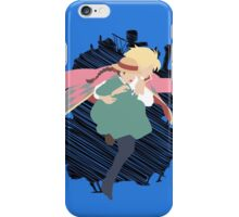 Dancing in the sky iPhone Case/Skin