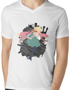 Dancing in the sky Mens V-Neck T-Shirt