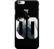 L Lawliet 2   iPhone Case/Skin