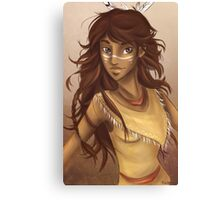 Piper Disney style or something Canvas Print