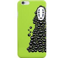 Kaonashi's Secret iPhone Case/Skin