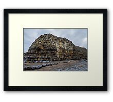 Coast I Framed Print