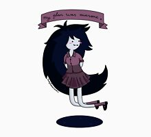 Marceline's Got an Awesome Plan Womens Fitted T-Shirt