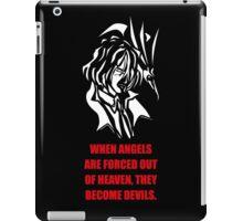 The Fallen Angel iPad Case/Skin