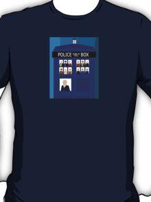 The 13 Doctors T-Shirt