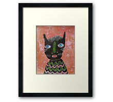 April 14 Number 33 Framed Print