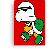 Koopa Trooper Canvas Print