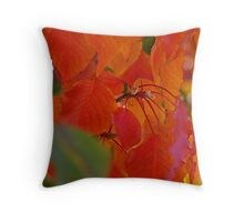 Autumn Triptich II Throw Pillow