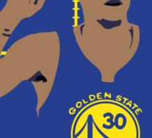 Steph Curry MVP Sticker