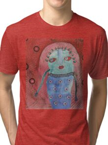 May 14 Number 4 Tri-blend T-Shirt