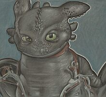 Toothless by Troglodyte