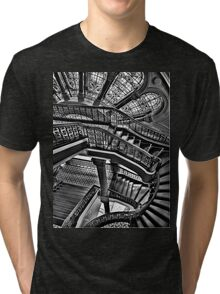 Old Style Workmanship - HDR T Shirt Tri-blend T-Shirt