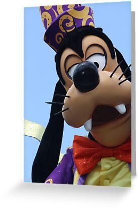 DisneyWorld - Magic Kingdom - Parade - Goofie by PhilippeGalban