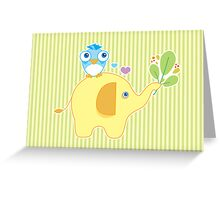 [ A Friendly Fable ] ♥ Greeting Card