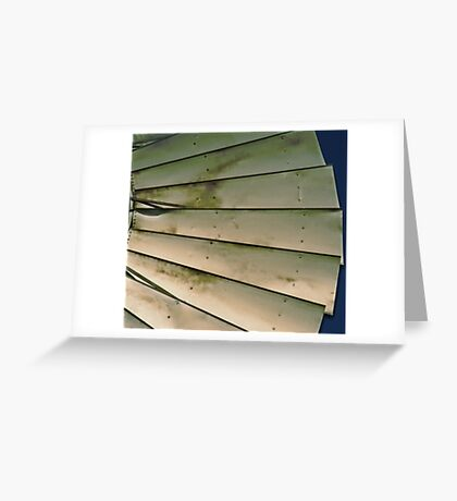 Winton windmill2 Greeting Card