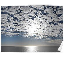 Cloud Formation Take 2 Poster