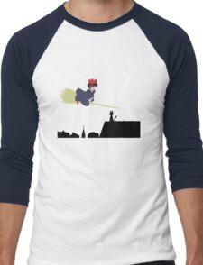 Nikky Men's Baseball ¾ T-Shirt