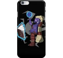 The Rogue Mage iPhone Case/Skin