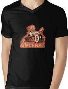 Umgawa Rider 2 Mens V-Neck T-Shirt