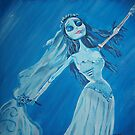 The Corpse Bride - Tim Burton by lins