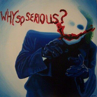 The Joker - Batman by lins